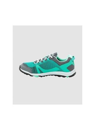Jack Wolfskin Activate Low Kadın Ayakkabısı - 4026561-4071 Turkuaz